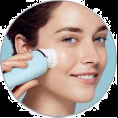 die Gesichtsreinigungsbürste im Test und im Einsatz