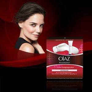 Olaz Regenerist Gesichtsreinigungsbürste im Test