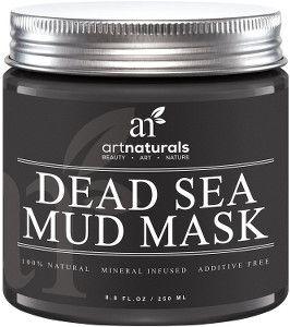 Art Naturals Totes Meer Salz Schlamm Maske Gesichtspeeling Test
